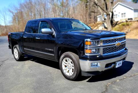2014 Chevrolet Silverado 1500 for sale at Flying Wheels in Danville NH
