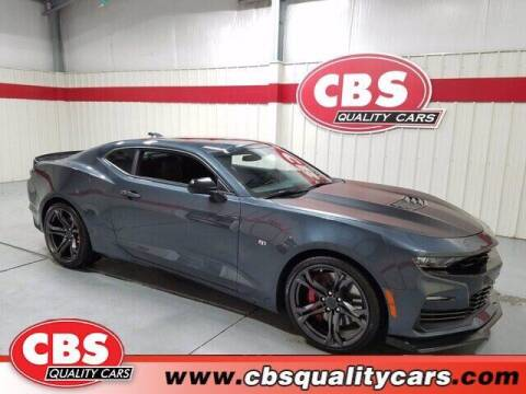 2019 Chevrolet Camaro for sale at CBS Quality Cars in Durham NC
