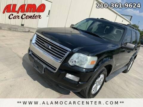2008 Ford Explorer for sale at Alamo Car Center in San Antonio TX