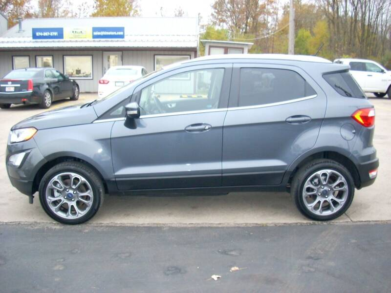 2019 Ford EcoSport for sale at H&L MOTORS, LLC in Warsaw IN