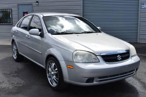 2008 Suzuki Forenza for sale at Mix Autos in Orlando FL