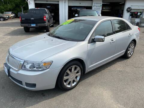 2006 Lincoln Zephyr for sale at East Windsor Auto in East Windsor CT