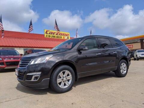 2014 Chevrolet Traverse for sale at CarZoneUSA in West Monroe LA