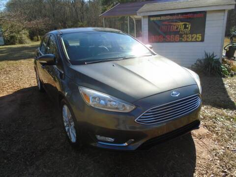 2015 Ford Focus for sale at Hot Deals Auto LLC in Rock Hill SC