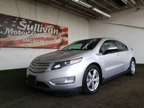 2012 Chevrolet Volt for sale at SULLIVAN MOTOR COMPANY INC. in Mesa AZ