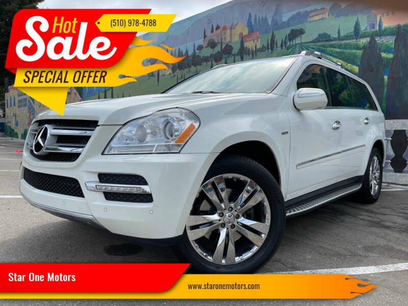2010 Mercedes-Benz GL-Class for sale at Star One Motors in Hayward CA