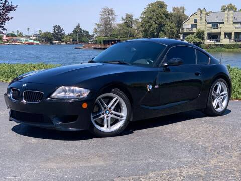 2007 BMW Z4 M for sale at Conti Auto Sales Inc in Burlingame CA