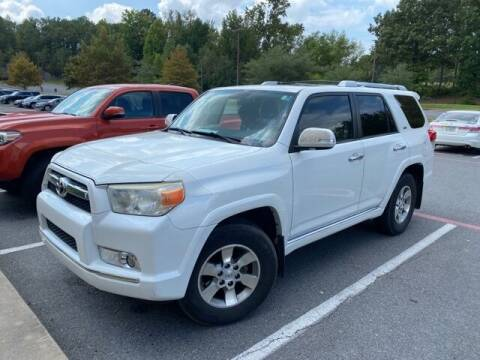 2012 Toyota 4Runner for sale at The Car Guy powered by Landers CDJR in Little Rock AR