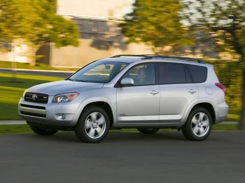 2007 Toyota RAV4 for sale at Sundance Chevrolet in Grand Ledge MI
