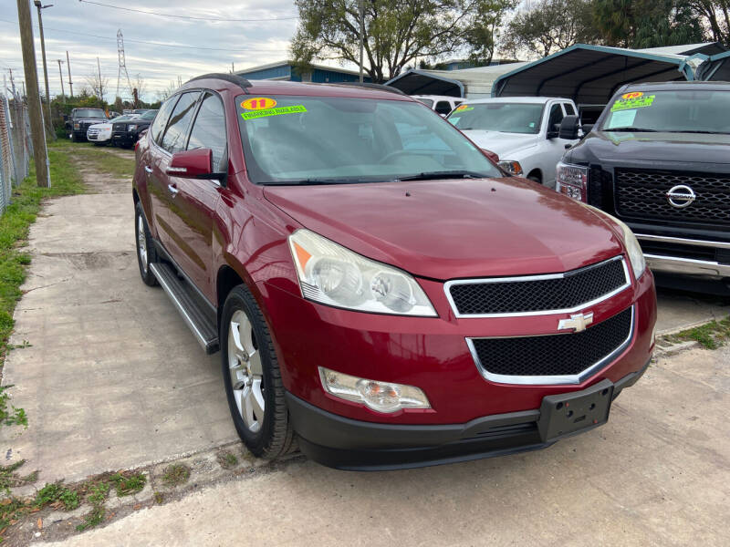 2011 Chevrolet Traverse for sale at Lee Auto Group Tampa in Tampa FL