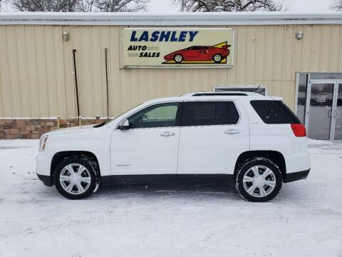 2016 GMC Terrain for sale at Lashley Auto Sales in Mitchell NE