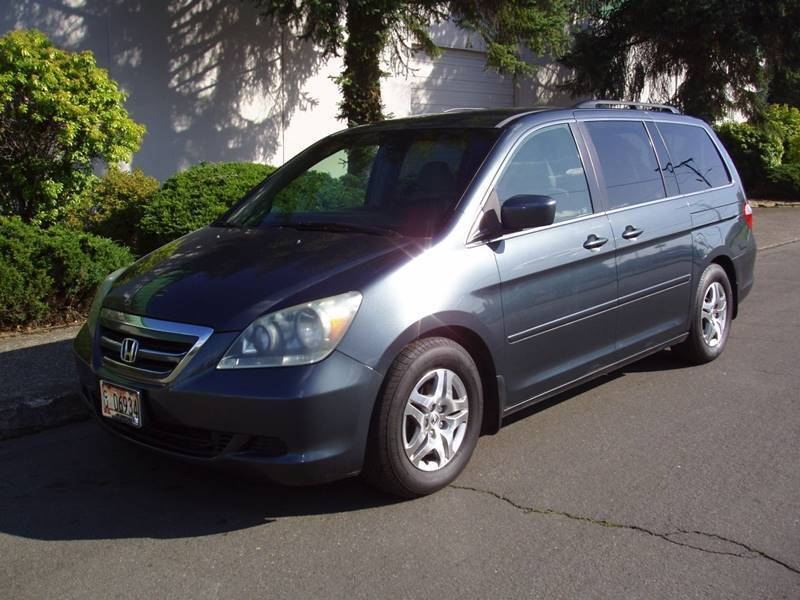 2005 Honda Odyssey for sale at K W Imports in Salem OR