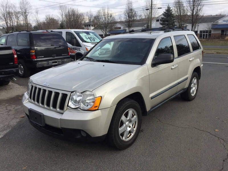 2008 Jeep Grand Cherokee for sale at Candlewood Valley Motors in New Milford CT