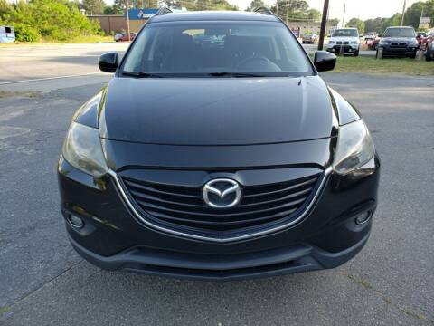 2013 Mazda CX-9 for sale at CAR STOP INC in Duluth GA