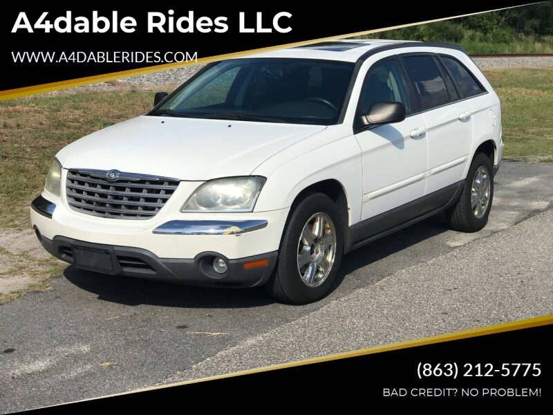 2006 Chrysler Pacifica for sale at A4dable Rides LLC in Haines City FL