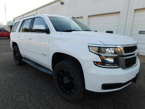 2015 Chevrolet Tahoe for sale at Stanley Chrysler Dodge Jeep Ram Gatesville in Gatesville TX