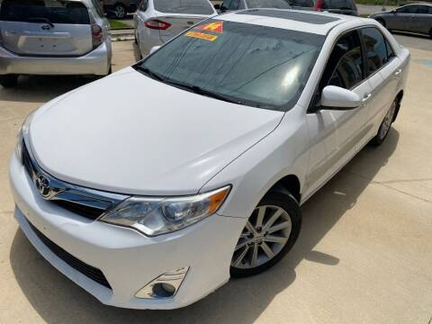 2014 Toyota Camry for sale at Raj Motors Sales in Greenville TX