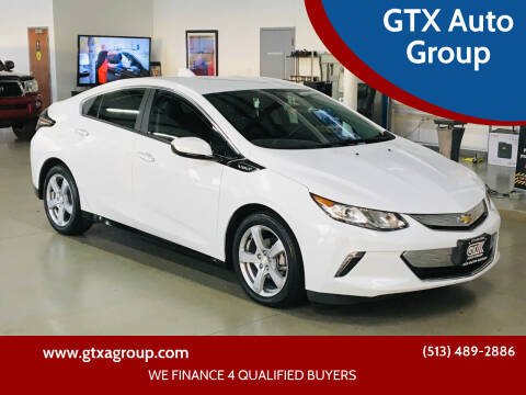 2018 Chevrolet Volt for sale at GTX Auto Group in West Chester OH