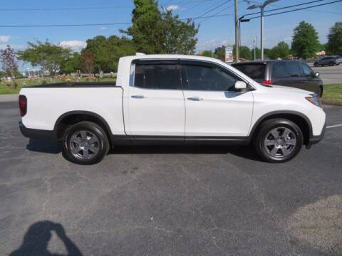 2020 Honda Ridgeline for sale at DICK BROOKS PRE-OWNED in Lyman SC