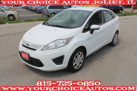 2012 Ford Fiesta for sale at Your Choice Autos - Joliet in Joliet IL