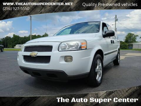 2007 Chevrolet Uplander for sale at The Auto Super Center in Centre AL