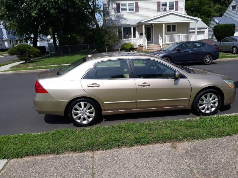 2007 Honda Accord for sale at Premium Motors in Rahway NJ