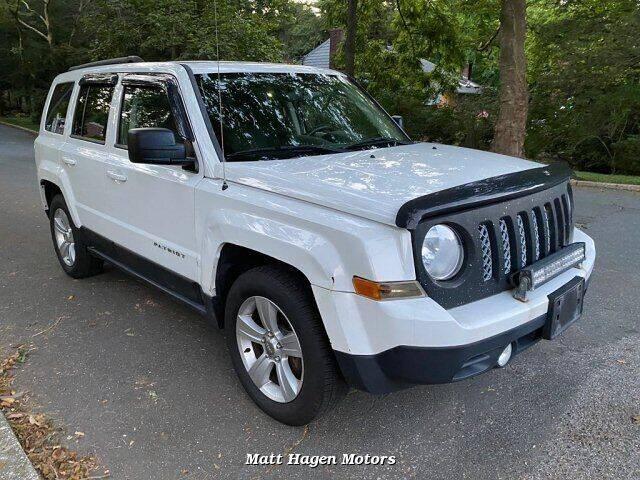 2013 Jeep Patriot for sale at Matt Hagen Motors in Newport NC