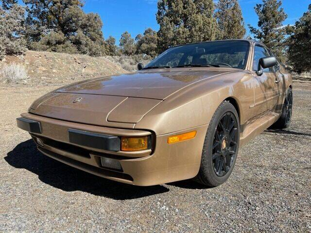 1987 Porsche 944 for sale at Parnell Autowerks in Bend OR