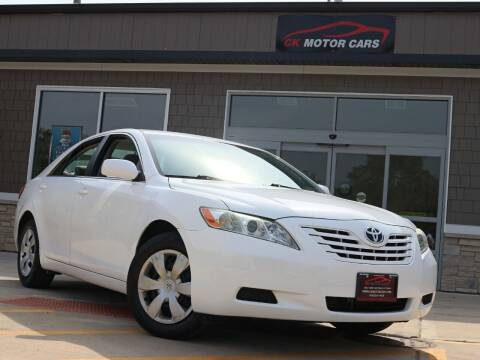 2008 Toyota Camry for sale at CK MOTOR CARS in Elgin IL