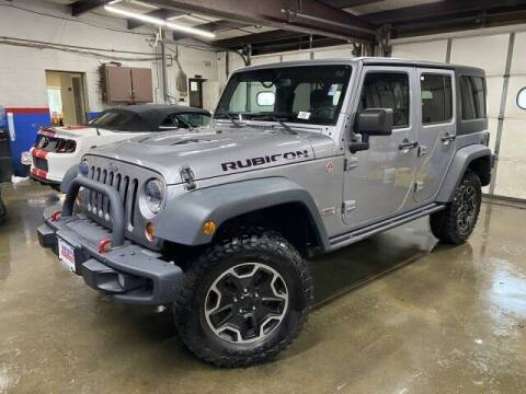 2013 Jeep Wrangler Unlimited for sale at Sonias Auto Sales in Worcester MA