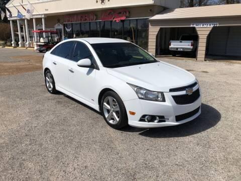 2013 Chevrolet Cruze for sale at Townsend Auto Mart in Millington TN