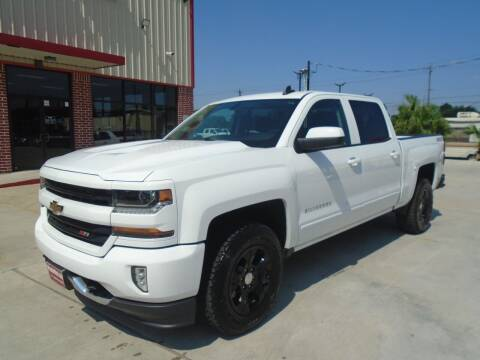 2018 Chevrolet Silverado 1500 for sale at Premier Foreign Domestic Cars in Houston TX