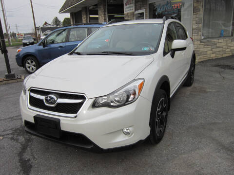 2014 Subaru XV Crosstrek for sale at Marks Automotive Inc. in Nazareth PA