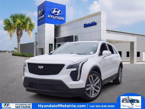 2020 Cadillac XT4 for sale at Metairie Preowned Superstore in Metairie LA