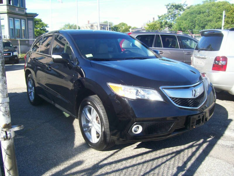 2013 Acura RDX for sale at Dambra Auto Sales in Providence RI