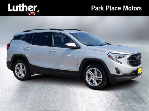 2018 GMC Terrain for sale at Park Place Motor Cars in Rochester MN