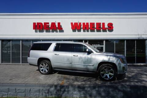 2016 Cadillac Escalade ESV for sale at Ideal Wheels in Sioux City IA