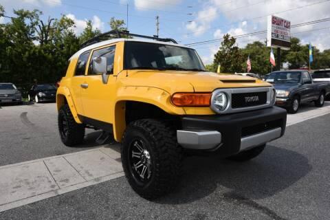 2007 Toyota FJ Cruiser for sale at Grant Car Concepts in Orlando FL