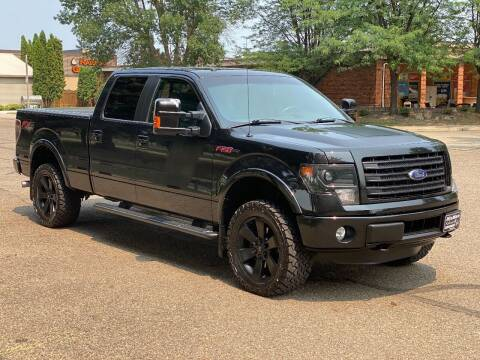 2014 Ford F-150 for sale at BISMAN AUTOWORX INC in Bismarck ND