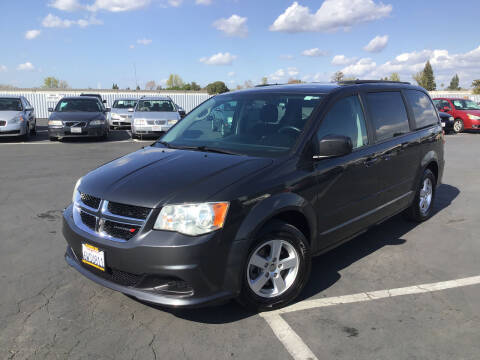2012 Dodge Grand Caravan for sale at My Three Sons Auto Sales in Sacramento CA