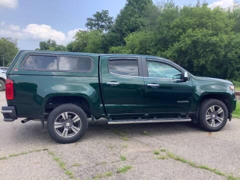 2016 Chevrolet Colorado for sale at Mark's Sales and Service in Schoolcraft MI