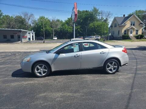 2009 Pontiac G6 for sale at Deals on Wheels in Oshkosh WI