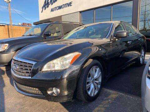 2011 Infiniti M56 for sale at Abrams Automotive Inc in Cincinnati OH