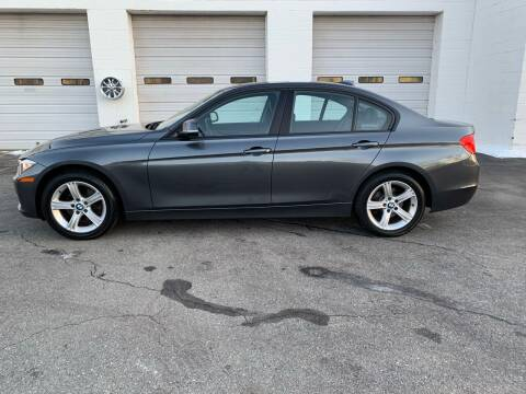 2013 BMW 3 Series for sale at Broadway Motor Sales and Auto Brokers in North Chelmsford MA