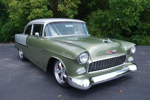 1955 Chevrolet 210 for sale at DOE RIVER AUTO SALES in Elizabethton TN