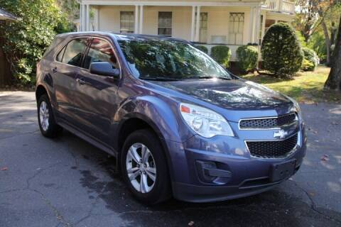 2013 Chevrolet Equinox for sale at FENTON AUTO SALES in Westfield MA