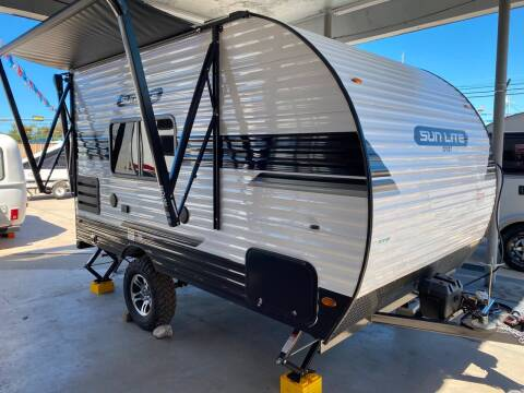 2021 SUNSET PARK 16BH for sale at ROGERS RV in Burnet TX