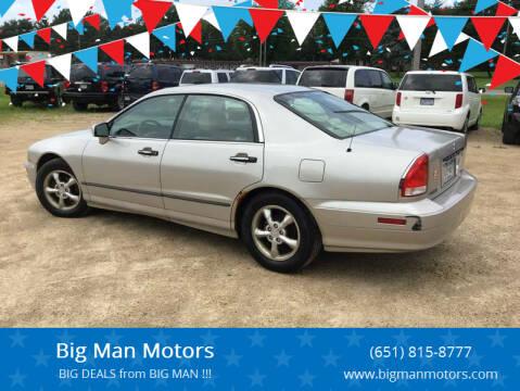 2002 Mitsubishi Diamante for sale at Big Man Motors in Farmington MN