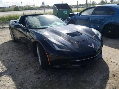2016 Chevrolet Corvette for sale at STS Automotive - Miami, FL in Miami FL