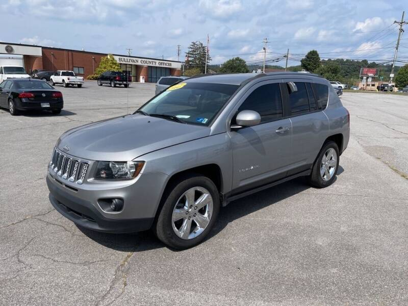 2014 Jeep Compass for sale at Carl's Auto Incorporated in Blountville TN